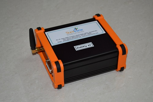 Data-logger with 4G - IoT Device